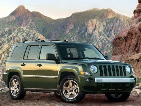 Jeep Patriot (MK74) 04.2006 - 09.2010
