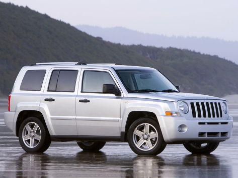 Jeep Patriot (MK74) 04.2006 - 02.2011