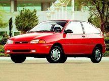 Kia Avella 1994, хэтчбек 3 дв., 1 поколение