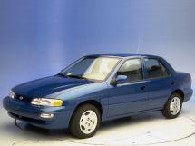 Kia Sephia рестайлинг 1994, седан, 1 поколение, FA