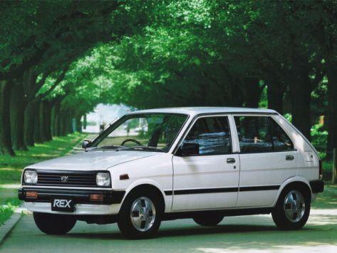 Subaru Rex (KG,KN/R10) 09.1984 - 10.1986