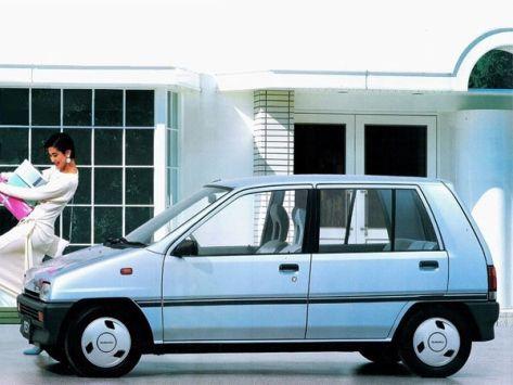 Subaru Rex  11.1986 - 05.1989