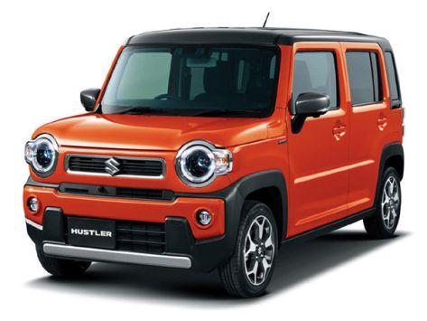 Suzuki Hustler  12.2019 -  н.в.