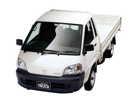 Toyota Lite Ace Truck M70, M80