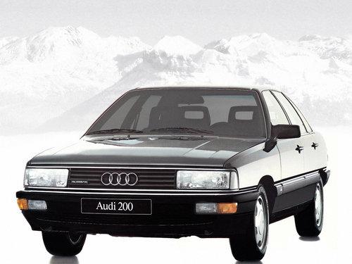 Audi 200 1983 - 1987