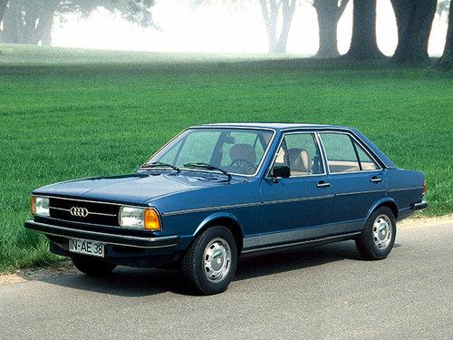 Audi 80 1976 - 1978