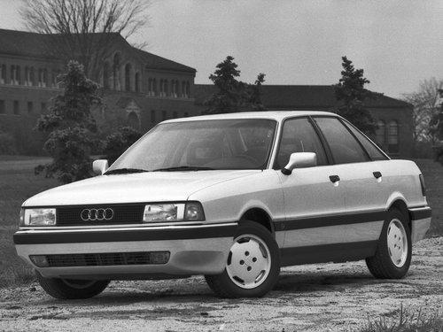 Audi 90 1986 - 1991