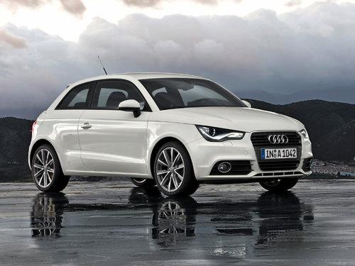 Audi A1 2010 - 2014