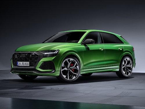 Audi RS Q8 2019