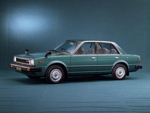 Honda Ballade 1980 - 1982