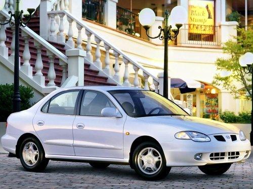 Hyundai Avante 1998 - 2000