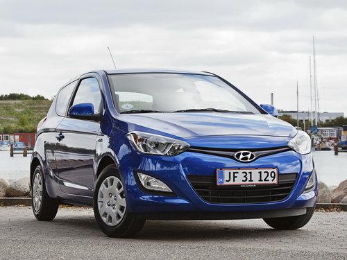 Hyundai i20 2012 - 2014