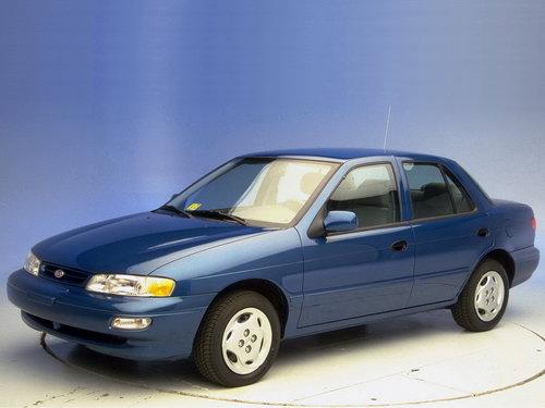 Kia Sephia 1994 - 1998