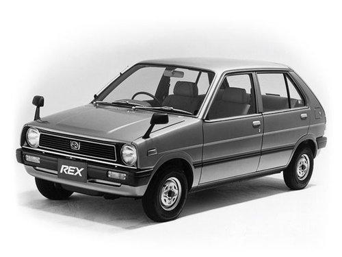 Subaru Rex 1981 - 1984