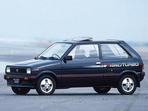 Subaru Rex 1984 - 1986