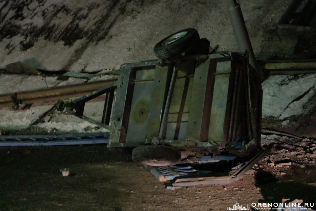 ещё фото в ксеньевской обрушился мост конце