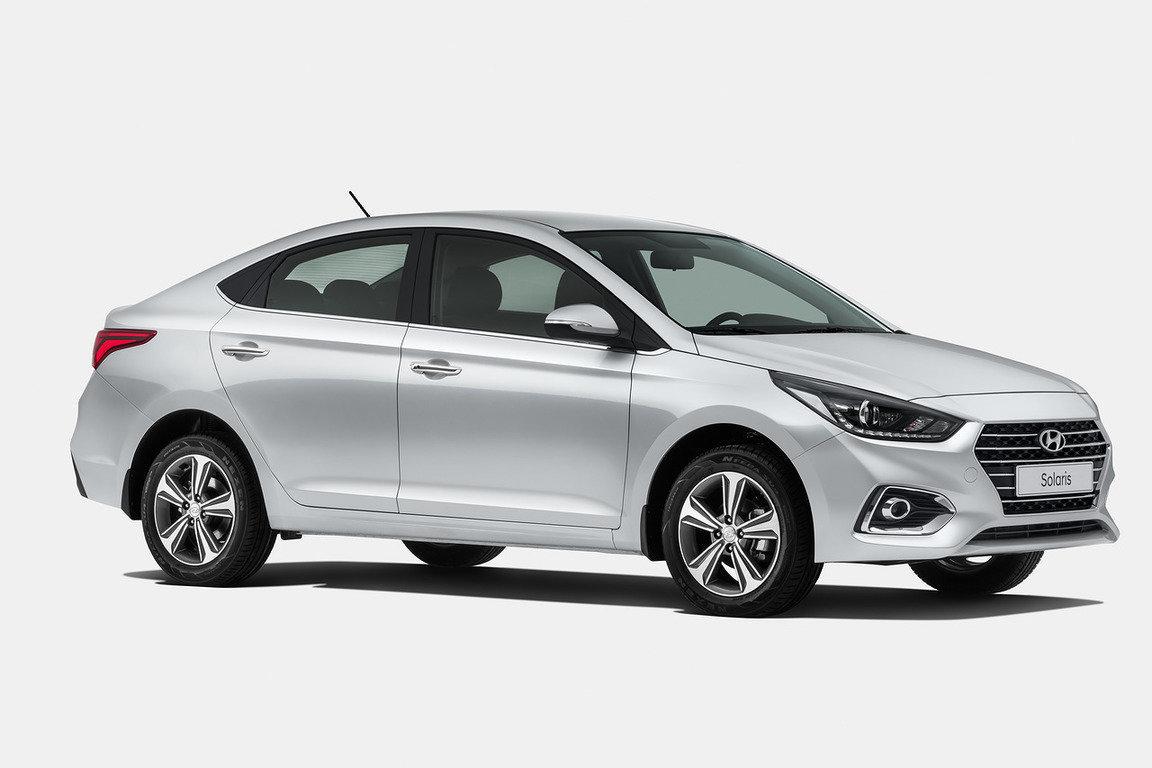 На заводе Hyundai в Санкт-Петербурге началась тестовая сборка рестайлингового Соляриса
