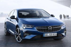 Opel Insignia обновился и получил продвинутые фары