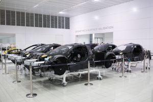 Новая платформа позволит автомобилям McLaren конкурировать в спринте с Tesla Model S и Porsche Taycan