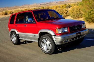 Акура установила 2-литровый 340-сильный мотор и 10-скоростной автомат в SLX 1997 года