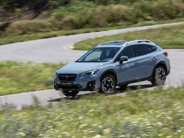 Subaru Impreza и XV попали под отзыв в России из-за тормозов