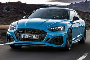 Audi RS5 дождалась обновления внешности