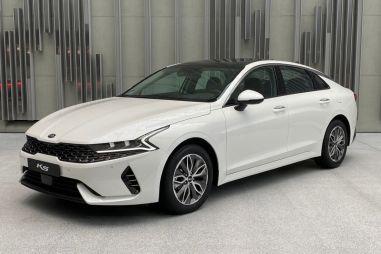 В Южной Корее представили новую Kia Optima. Ее отказались продавать таксистам