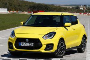 Suzuki анонсировала 48-вольтные гибридные версии для Swift Sport, Vitara и SX4 S-Cross