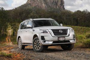 Будущие Nissan Patrol и Mitsubishi Pajero могут быть построены на одной платформе