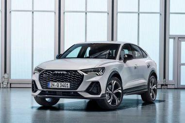 В России начались продажи Audi Q3 Sportback: ЦЕНЫ