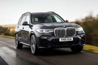 BMW продолжает защищать свои массивные решетки радиаторов