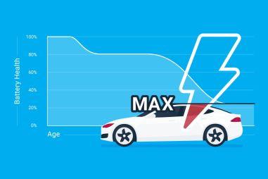 Исследование: емкость батареи Nissan Leaf снижается быстрее, чем у Tesla