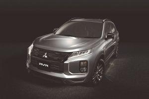 Mitsubishi выпустила ограниченную серию RVR Black Edition