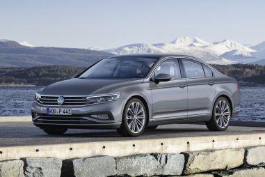 Volkswagen анонсировал обновленный Passat в версии для России