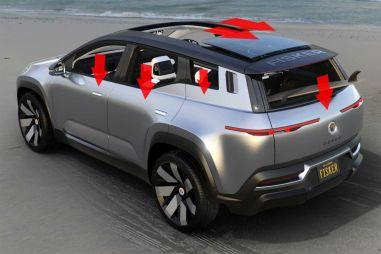 Конкурент Tesla Model X от Fisker сможет похвастаться интересным режимом