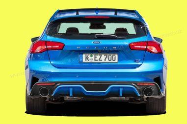 У нового Ford Focus RS будет электрический задний привод и более 400 л.с.