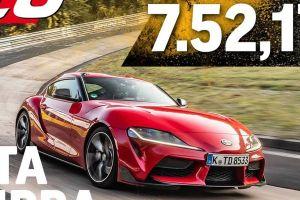 Ученик превзошел учителя: Toyota Supra обогнала BMW Z4 на Нюрбургринге