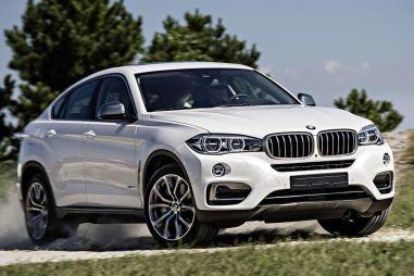 В России массовый отзыв BMW X6 (им нужны сварочные работы)