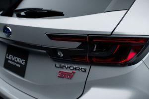 Subaru покажет на выставке в Токио турбированный универсал Levorg STI
