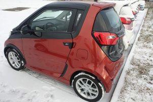 В Беларуси на аукцион выставили сразу 15 новых электромобилей местной сборки
