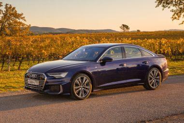 До России доехала Audi A6 с простыми моторами и передним приводом