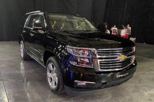 Chevrolet Tahoe начали выпускать в Узбекистане рядом с Ravon R2 (Chevrolet Spark)