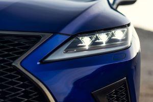 Обновленные Lexus RX и GX. Советы тем, кто ворует фары