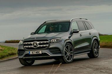 Новый Mercedes GLS — S-класс среди кроссоверов? Ждем версию Maybach