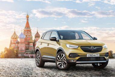 Opel вернулся. Первый тест кроссовера Grandland X и минивэна Zafira Life