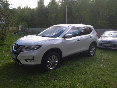 Nissan X-Trail 2018 отзыв автора | Дата публикации 13.03.2019.