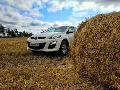 Mazda CX-7 2011 отзыв автора | Дата публикации 17.04.2019.