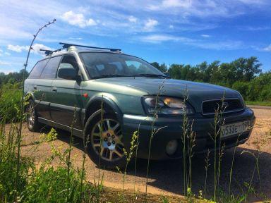 Subaru Outback 2003 отзыв автора | Дата публикации 19.09.2019.