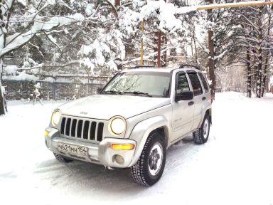 Jeep Cherokee 2002 отзыв автора | Дата публикации 07.10.2019.