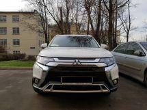 Отзыв о Mitsubishi Outlander, 2019 отзыв владельца